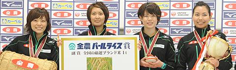 女子カーリング日本代表